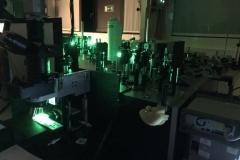 Laser zur Bestimmung verschiedener Moleküle