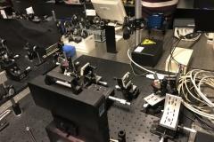 Laseraufbau